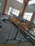 Платформа приведенная в действие Zlp/леса ISO для гондолы чистки/чистки окна