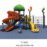 Equipamento ao ar livre do campo de jogos das crianças do divertimento para a venda