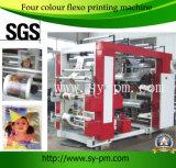 4 색깔 Flexo 도표 인쇄 기계 (YT-4600, 4800)