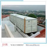 Panneaux de réservoir d'eau en verre de fibre de mémoire de FRP