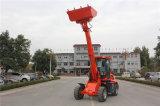Chargeur télescopique de roue de la CE de 1.5 tonne avec l'extension de 4.2m