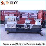 Torno convencional horizontal da alta qualidade popular para fazer à máquina os grandes cilindros (CW61200)