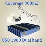 propulseur à deux bandes du signal 27dBm 850 1900MHz