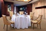 Madera modificada para requisitos particulares que cena las sillas para el comedor del hotel