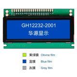 Visualización LCM 12232 Sed1520 de Glcd LCD 122X32