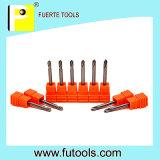 Morceaux de foret de carbure de tungstène pour l'outil de travail du bois