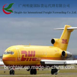 DHL Koerier de Van dezelfde dag van de Dienst van de Levering van het Pakket Uitdrukkelijk van China aan Belize