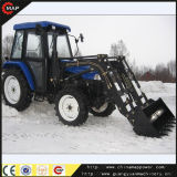 4*4 rueda Drive 50HP Mini Tractor Map504 con Optional Implements