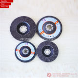 Керамическо & Zirconia Abrasive Flap Disc для Grinding (Professional Manufacturer)