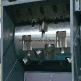 Singola trinciatrice dell'asta cilindrica per il più piccolo formato del blocco di plastica