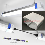 AcrylPlexiglass Dual Color Extrusion Tube für Tri-Proof LED Light