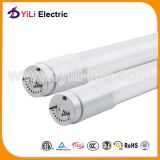 Yili eléctrico 18W 1200mm Económica LED Alu + PC Tubo