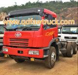 FAW vrachtwagen, de Op zwaar werk berekende Vrachtwagen van de Tractor van het Wiel FAW 10