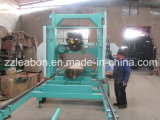 Diesel EngineのPoratble Sawmill Machine