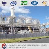 Stabilimento chimico pesante della struttura d'acciaio