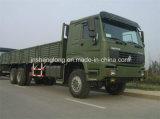 6X6 10 바퀴 Awd 선반 바디 트럭