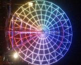 Pixel estupendo del módulo del parque de atracciones del color LED RGB para la decoración de la rueda de Ferris
