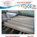 Ligne d'extrusion de plaque d'onde de PVC
