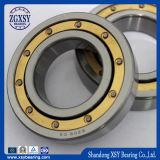 Roulement à rouleaux cylindrique de Nu322mc3 Nu317mc3 avec la rangée simple, boucle intérieure amovible, directement alésage, grande capacité, C3 jeu, cage en laiton