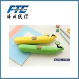 Ombrello di pubblicità aperto della forte di qualità 3 della banana automobile della volta