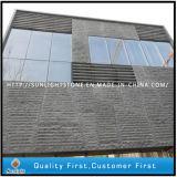 Natural Negro Basalto G684 Granito Exterior piso de azulejos de pared