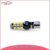 L'automobile LED illumina T10 4014 27SMD LED con la lampada dell'indicatore luminoso di freno dell'obiettivo 12V LED