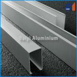 Aluminio anodizado / aluminio U Perfil Canal