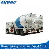 L'iso del ccc ha approvato 3 il camion della betoniera degli assi 6X4
