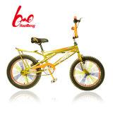 2016 bicicletas bonitos da bicicleta das meninas 16inch com cesta de vime e a cesta traseira