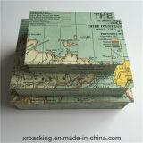 Fantastisches Papierverpackenkasten-Pappgeschenk-Kasten-Drucken