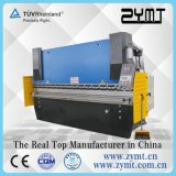 Máquina de freno de alta presión de la prensa de la barra de la torsión para la placa que dobla