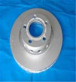 De Schijf van de rem met Geomet die 6041696 met een laag bedekt