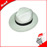 Chapéu de papel, chapéu de Panamá, chapéu tecido, chapéu de Sun