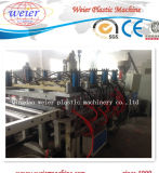 PVC couvrant la chaîne de production émulsionnée de panneau