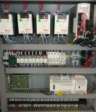 Полноавтоматическая машина для прикрепления этикеток втулки Shirnking ярлыка полиэтиленовой пленки любимчика PVC