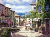 Pinturas al óleo de la lona de Venecia