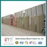 Gabionの溶接された工場および軍の砂の壁のHescoの障壁または軍の要塞