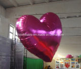 Multi géant Colour Illuminated Inflatable Star pour Event Decoration Inflatable Heart