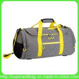 Перемещение мешка Duffel популярного способа напольное кладет мешки в мешки спортов гимнастики