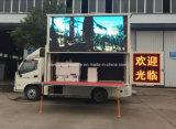 4t Foton Ouma 6 roues DEL annonçant le véhicule mobile
