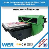 CE утвержденный A2 Прямое одежды T-Shirt Printer