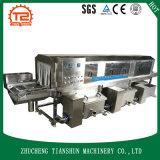 Lavadora industrial de la jaula para la cesta y la bandeja industriales Tsxk-60