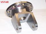 Подгонянная фабрикой часть CNC высокой точности подвергая механической обработке стальная
