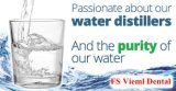 портативная чисто зубоврачебная машина 2017 дистиллированной вода дистиллятора воды 4L