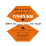 Het Etiket van de schok beschermt Meubilair tegen het Schokken