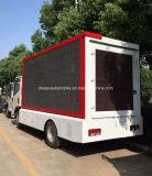 6 veicolo di pubblicità mobile di T 4*2 Foton con lo schermo di P8 LED