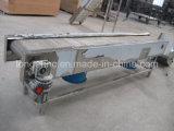 Prix de machine de torréfaction d'anacarde de la bande de conveyeur 300kg/H