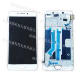 Oppo R9のOppo R9 LCDのタッチ画面アセンブリ交換部品のための可動装置か携帯電話LCD