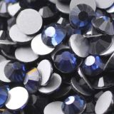Volledige Vastgestelde Kleuren Ss20 5mm Bergkristallen van het Kristal van de Parels van het Kristal vlak Achter (fB-Ss20 multikleuren)