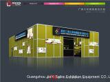 Строитель конструкции выставки кривого высокого качества